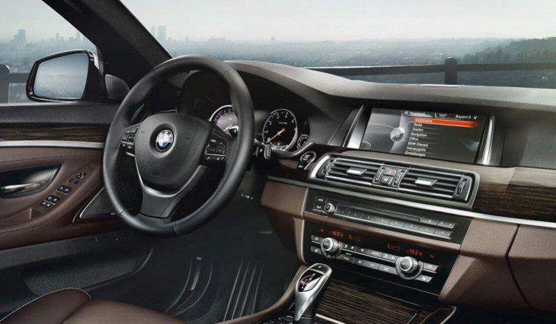 BMW 535i, Navi, Leather, ABS full