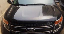 Ford Explorer 2015 Black