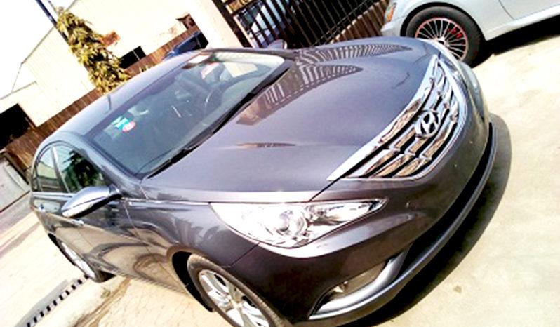 Hyundai Sonata 2013 Grey full