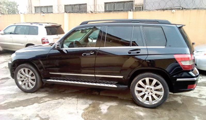 Mercedes Benz GLK 350 full