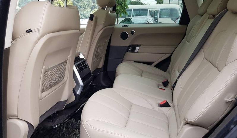 Range Rover Sport 2016 Black full