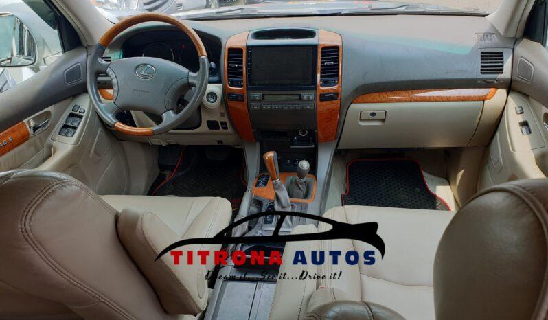 Lexus GX470 full