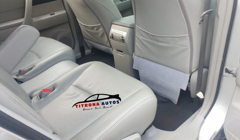 Toyota Highlander full